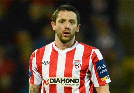 Patterson: Derry form must continue