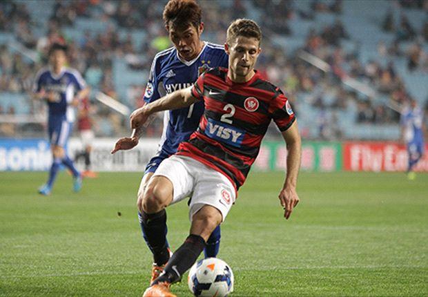 Ulsan 0-2 Western Sydney: Wanderers go top