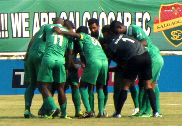 Salgaocar succesfully appeal their point deduction