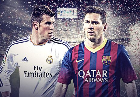 Live: Barcelona 0-0 Real Madrid