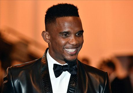 RUMOURS: Eto'o set for China