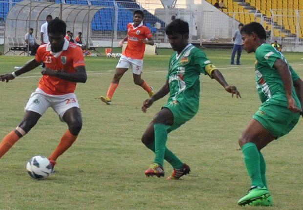 Top and Flop: Sporting Clube de Goa 3-3 Salgaocar