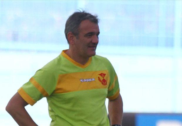 Durakovic urges strikers to score more goals