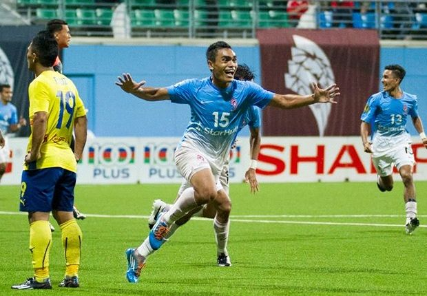 Super-sub Sufian bags treble in LionsXII romp over Pahang