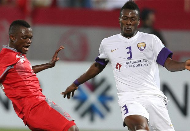 Besiktas set sights on Ghana striker Gyan