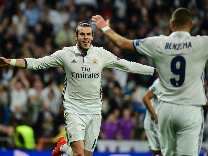 VIDÉO : l'ouverture du score de Bale pour le Real Madrid