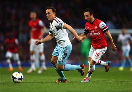 Arsenal Visits West Ham