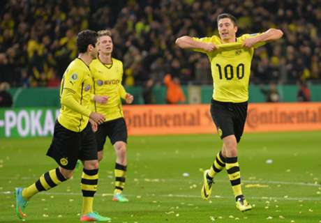 Player Ratings: Dortmund 2-0 Wolfsburg