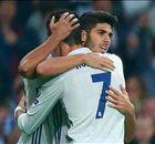 Marco Asensio toont zich bij Real