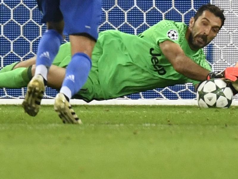 "Juventus, Buffon : ""Heureux d'avoir aidé"""