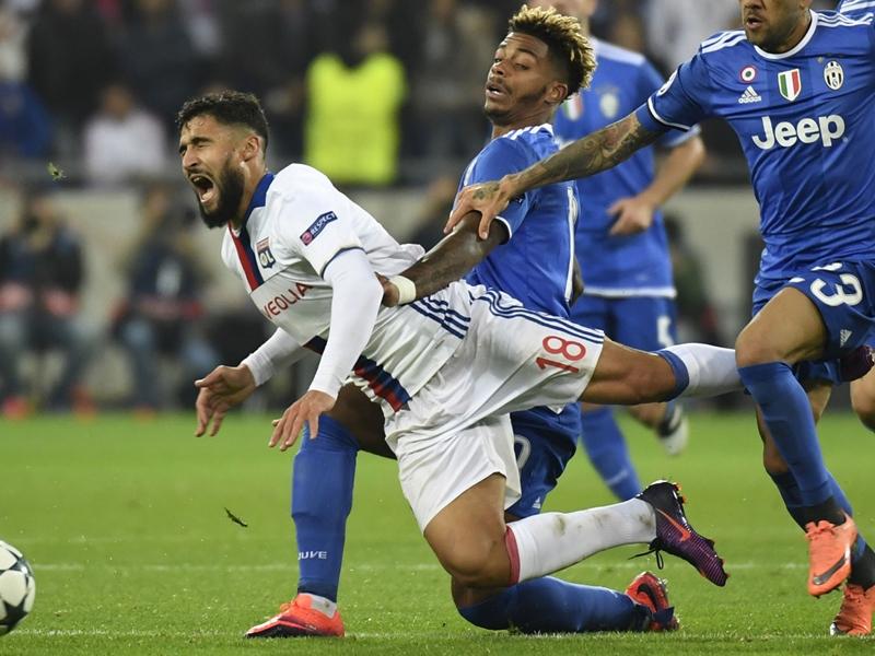 Lyon-Juventus (0-1), l'OL dans de sales draps
