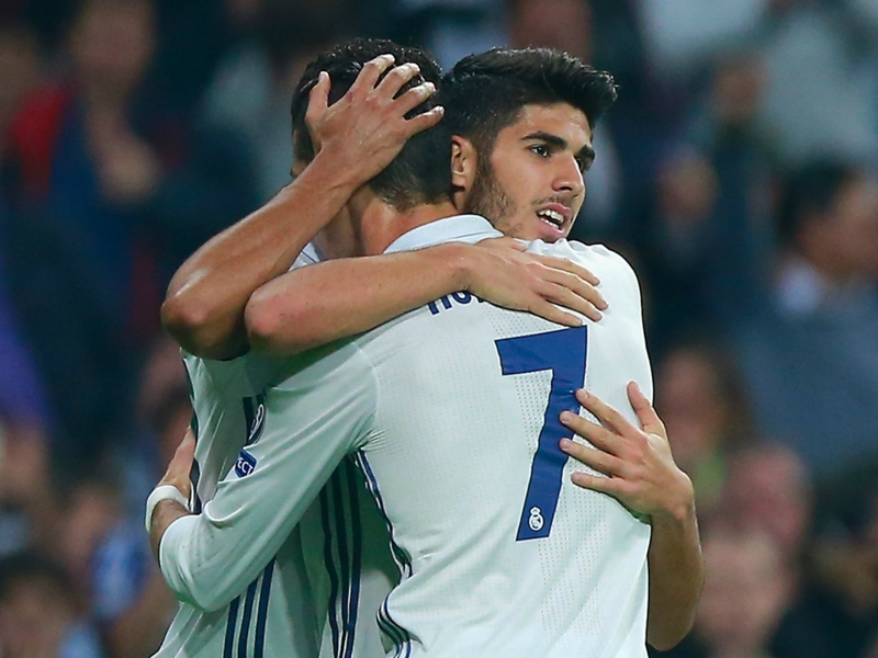 Real Madrid-Legia Varsovie 5-1, le Real enchaîne