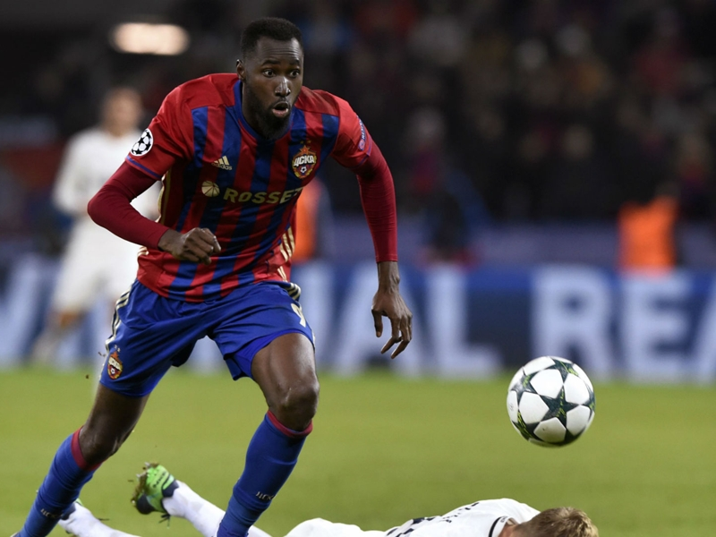 CSKA Moscou-Monaco (1-1), Bernardo Silva sauve l'ASM