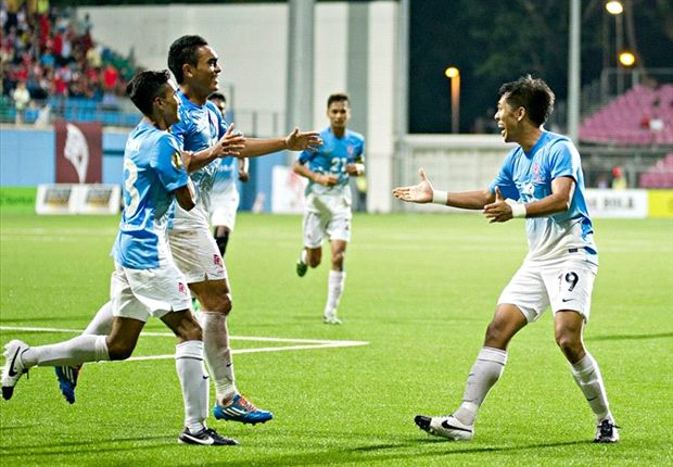 Pair Sufian with Amri, say Goal Singapore readers
