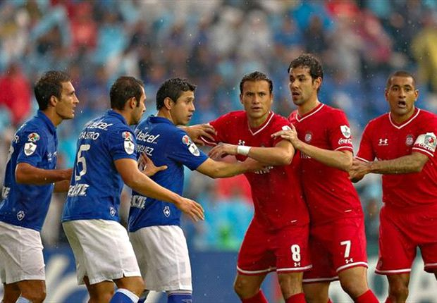 Cruz Azul 0-0 Club Toluca: Heroic Talavera keeps first leg scoreless