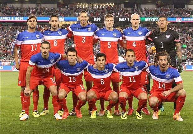 On American Soccer Projecting Us Soccer Team Roster 2014