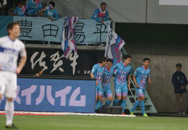 2014 J-League Round 7 Best XI and MVP: Prolific Toyoda sends Sagan Tosu up