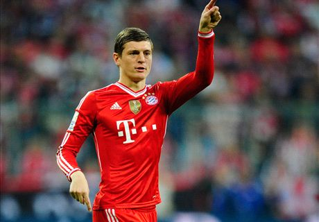 Transfer Talk: Giants still eyeing Kroos