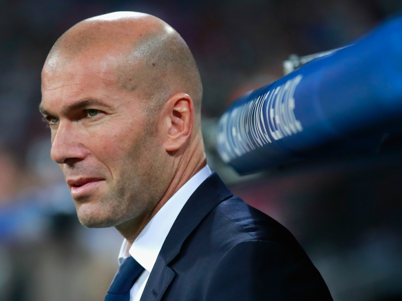 "Real Madrid, Zidane : ""Je suis content"""