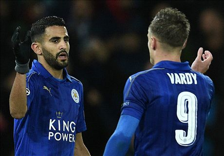 Leicester City's journey to the last 16