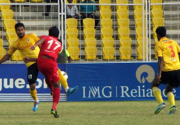 Churchill Brothers 1-0 East Bengal: The Red and Gold suffer a setback in their title challenge