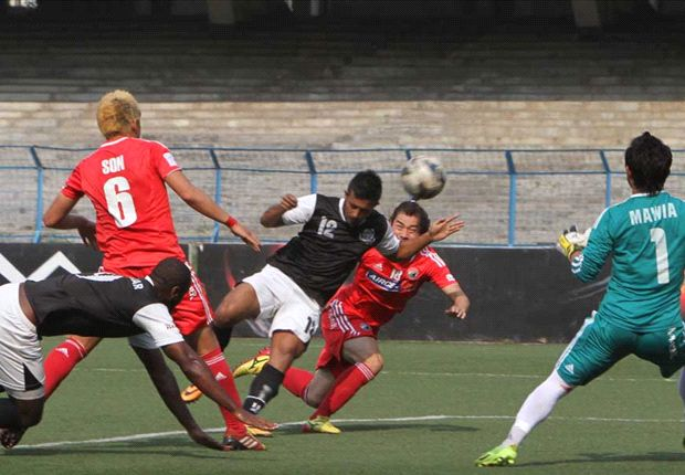 Mohammedan Sporting 4-5 Shillong Lajong: A goalfest at Salt Lake