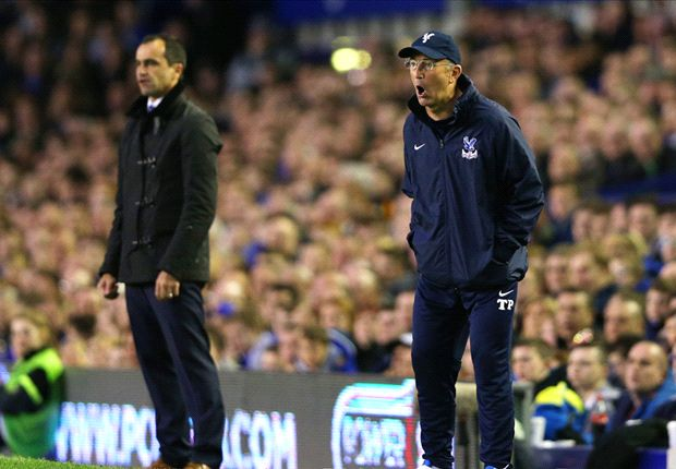 We're staying up, says thrilled Pulis after beating Everton