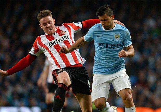Manchester City 2-2 Sunderland: Los Citizens se complican la vida