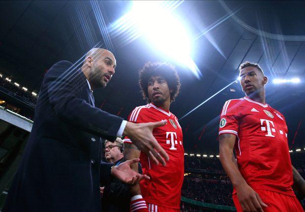 Pep Guardiola und Bayern treffen im DFB-Pokal-Finale auf Jürgen Klopp und Dortmund