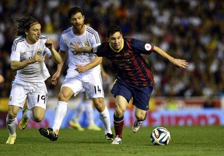 Real Madrid y Barcelona, cara a cara