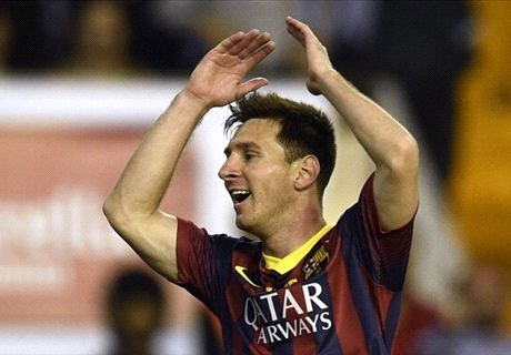 Martino: Messi's future is at Barcelona