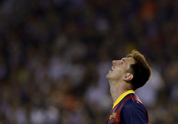 Leo Messi, máximo goleador de la Copa 2013-14