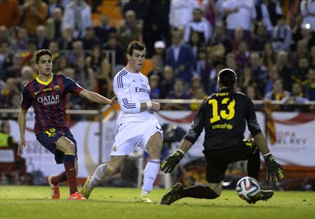 Brilliant Bale secures Copa del Rey