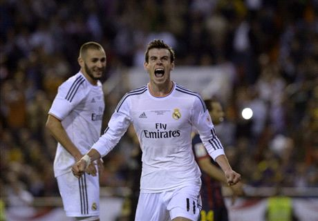 Bale set sights on Bayern after Copa del Rey success