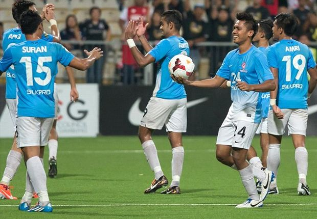 LionsXII travel to in-form Selangor