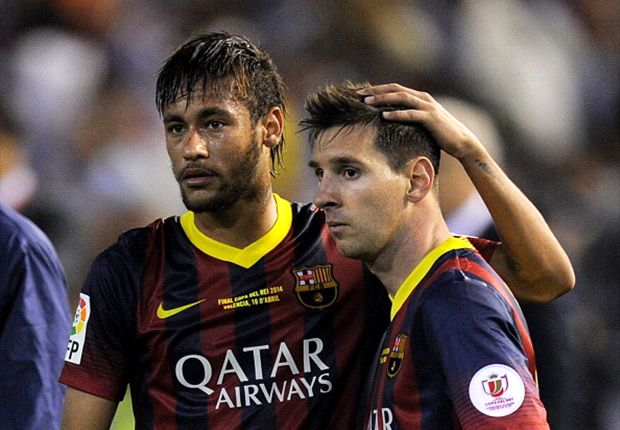 Neymar: My relationship with Messi is 'wonderful'