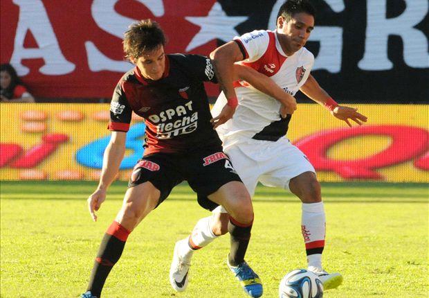Colón venció a Newell's y alcanzó la punta del Torneo Final
