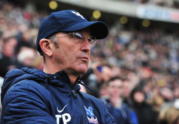 Pulis 'proud' to manage Crystal Palace