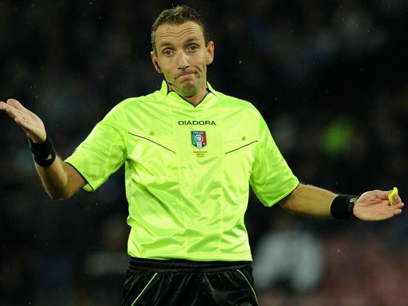 Serie A, gli arbitri della 37ª giornata: Juventus-Crotone a Mazzoleni
