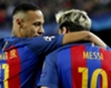 Neymar tops Messi, but not Ronaldo