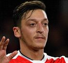 Ozil hits hat-trick in Arsenal mauling