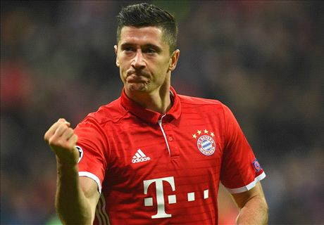 Rampant Bayern put four past PSV