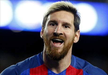 Messi runs riot as Barca thrash Pep's City