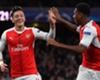 Mesut Ozil Arsenal Ludogorets Razgrad