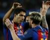 Messi felicitó a Suárez