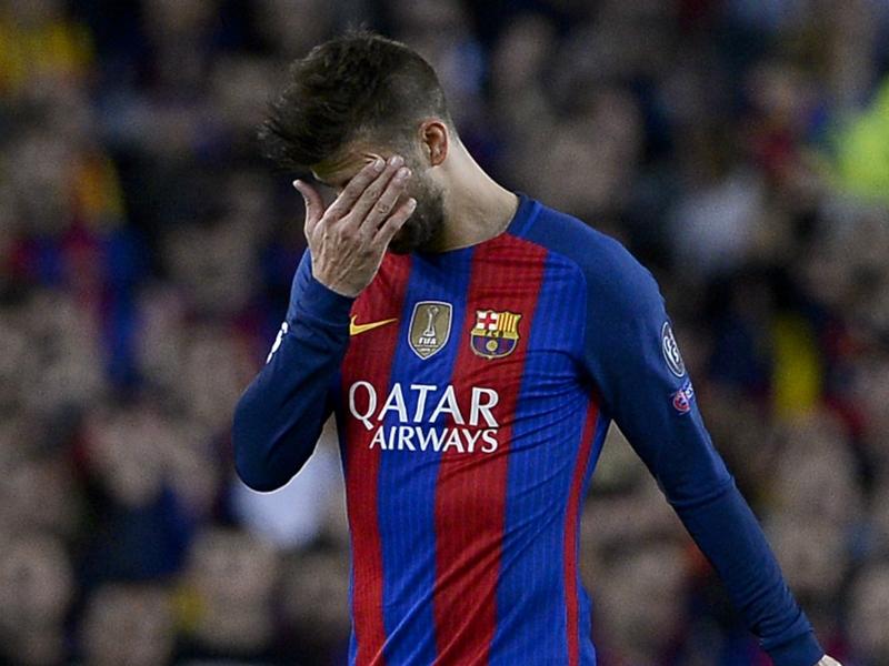 Doppia tegola difensiva per il Barcellona: ko Piquè e Jordi Alba