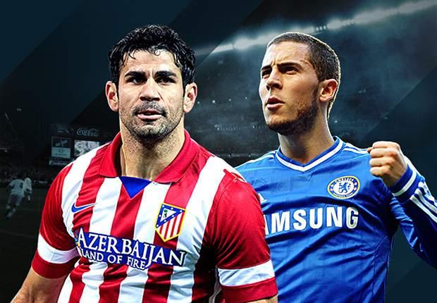 PREVIEW Liga Champions: Atletico Madrid - Chelsea