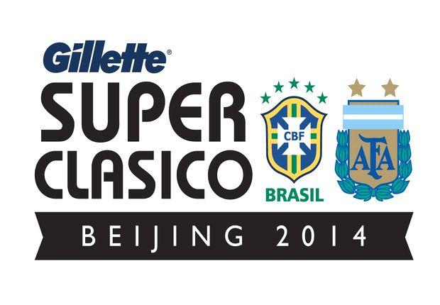 Brasil x Argentina pelo Superclássico das Américas