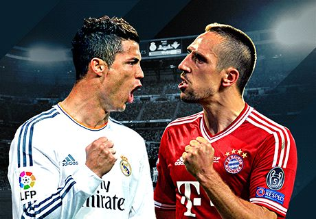 LIVE: Real Madrid 1-0 Bayern Munich