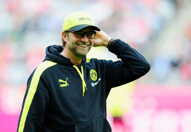 Klopp rules out Barcelona move: I'm still in love with Dortmund